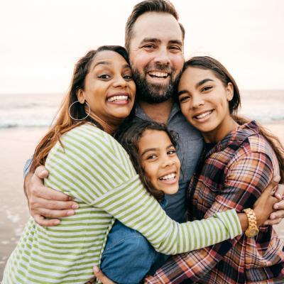 Convivir con hijos de anteriores parejas