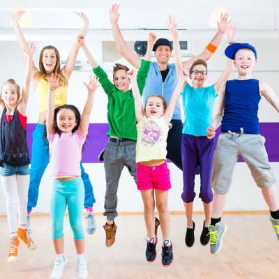 Confirmado: los niños que bailan son más felices