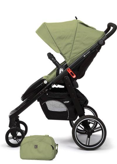 Regalamos una silla de paseo por el Día de la Madre