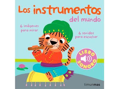 libros infantiles musicales