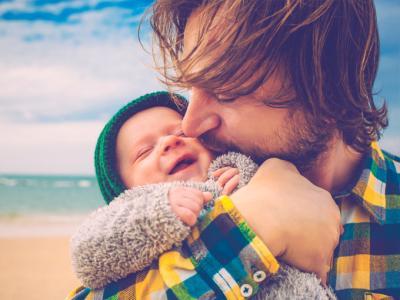 """""""La paternidad es transformadora, como para no aprovecharla para ser mejores"""""""