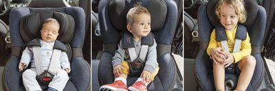 niños coche britax romer