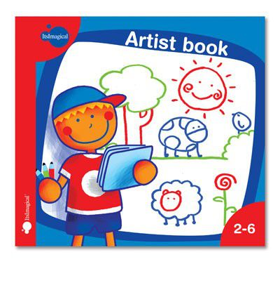 Artistic Book de Imaginarium
