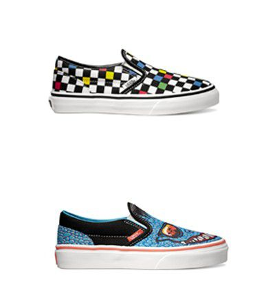 Zapatillas Vans Kids