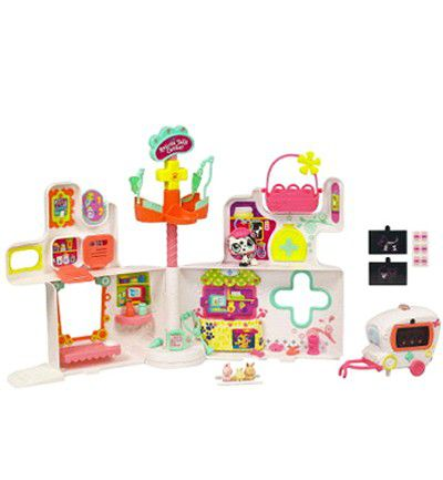 El Hospital de Littlest Pet Shop. Hasbro
