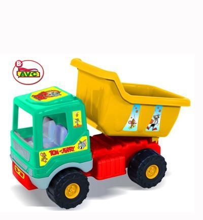 Camión volquete. AVC