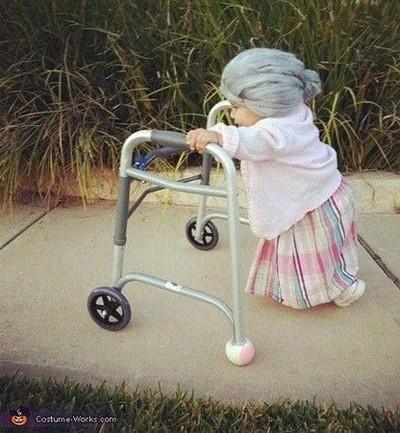 De abuela con tacatá