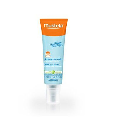 Mustela: Cuidado aftersun en spray