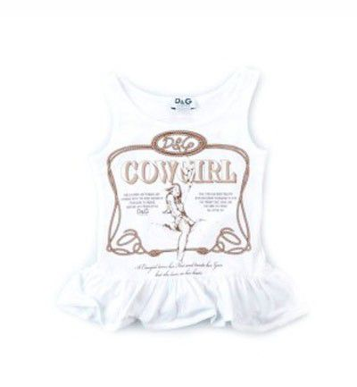Camiseta Cow girl