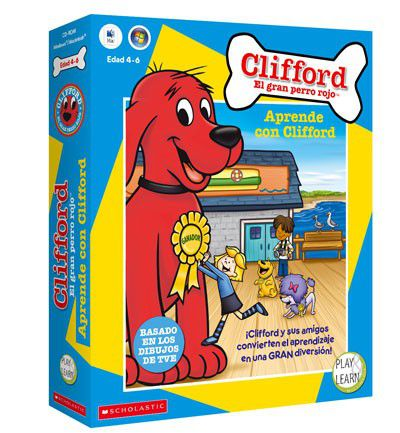Aprende con Clifford