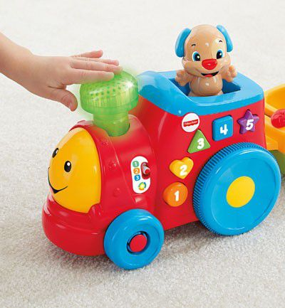 Tren interactico de Fisher-Price