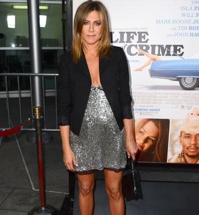 Jennifer Aniston, embarazada a los 45 años
