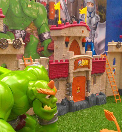 Castillo Imaginext