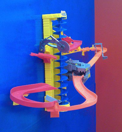 Wall Tracks de Hot Wheels