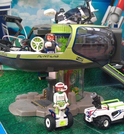 Future Planet de Playmobil