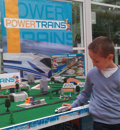 Power Trains