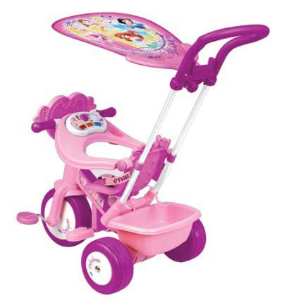 Triciclo Princesas Disney, de Famosa