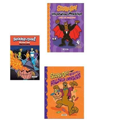 Libros de actividades de Scooby Doo