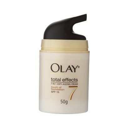 Total Effects de Olay