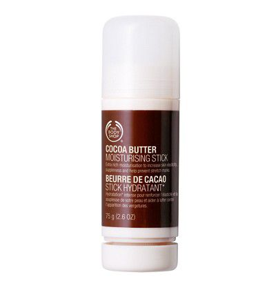 Stick de Manteca de cacao de the Body Shop