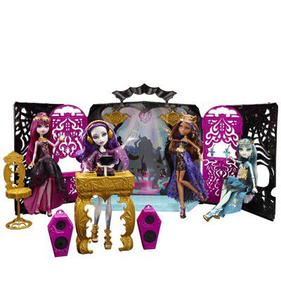 Fiesta Monstruosa de las Monster High