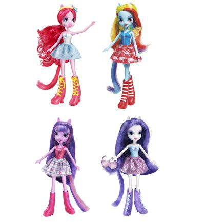 Muñecas Equestria Girls