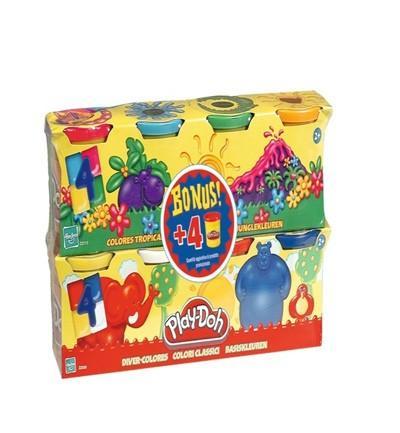 Plastilina. Play-Doh
