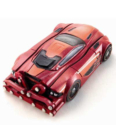Coche de radiocontrol de Hot Wheels