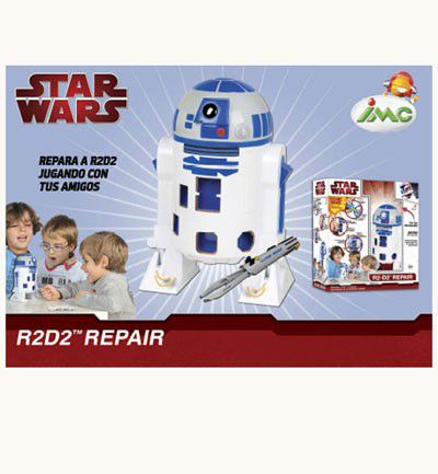 Reparando a R2D2