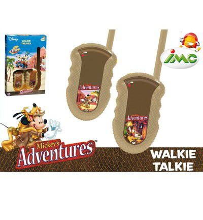 Walkie Talkie de Mickey