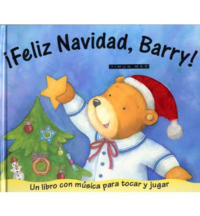 ¡Feliz Navidad, Barry!