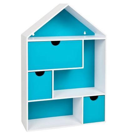 Decoraci n infantil muebles juguetes estanter a para la - Estanterias para guardar juguetes ...