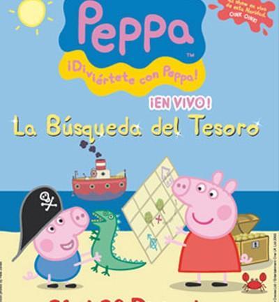 Musicales y pel culas para la navidad 2013 futbol n for Espectaculo peppa pig uruguay