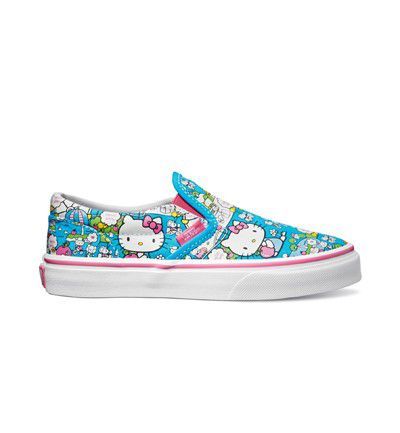 Las Vans de Hello Kitty