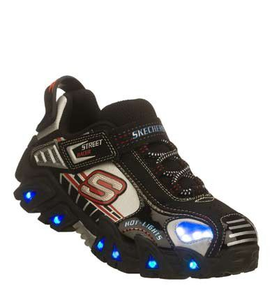 Deportivas con luces de Sketchers