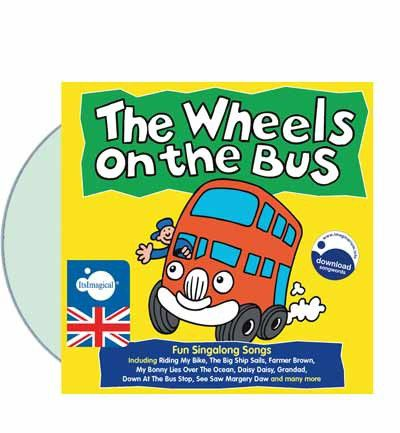 The Wheels on the bus. ¡A cantar!