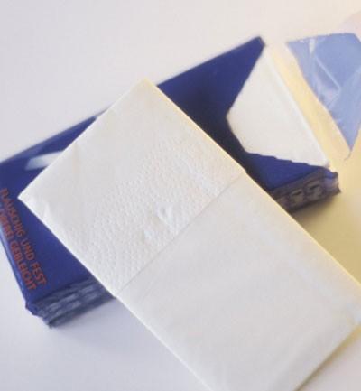 Pañuelos y servilletas de papel