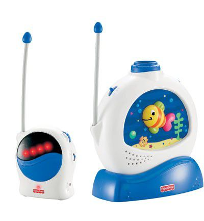 Vigilabebés inteligente de Fisher Price