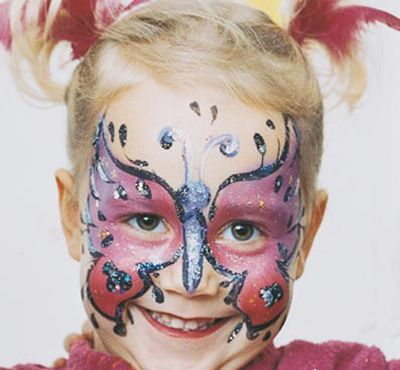 Maquillaje: Mariposa