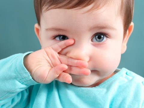 Jarabe para tos y mocos bebe