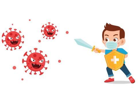 Cuentos que luchan contra el coronavirus