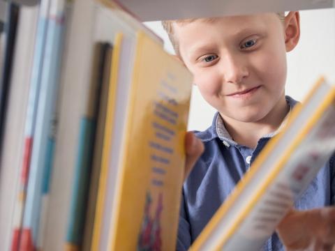 Libros sonoros: ¿qué ventajas tienen para los niños?