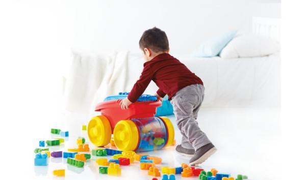 ¡A guardar, a guardar! Recoger los juguetes es divertido