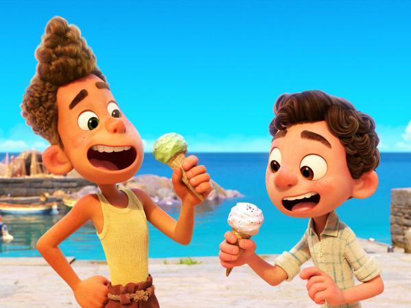 Llega 'Luca', la película que te animará a vivir un verano inolvidable