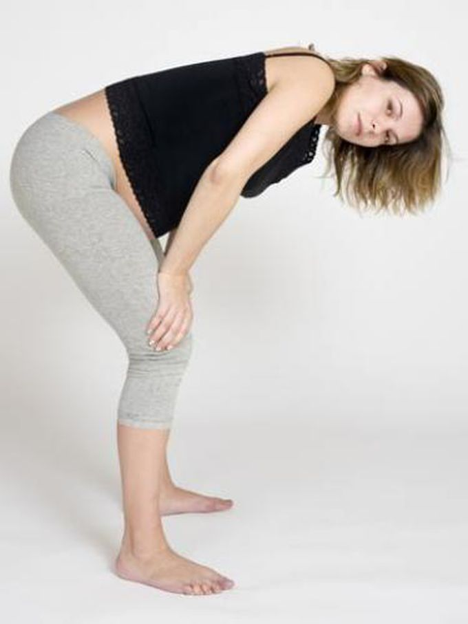 Postura de espalda correcta