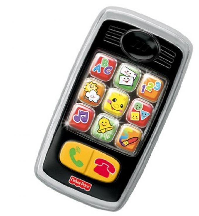 Teléfono diverteclas de Fisher-Price