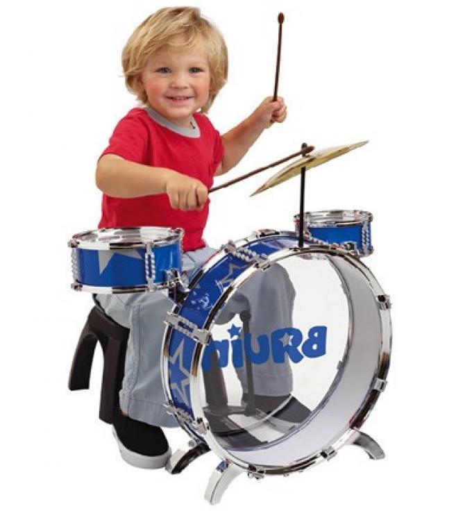 Mi primera batería Toys R Us