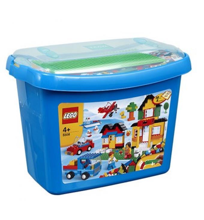 Contenedor de piezas. Lego