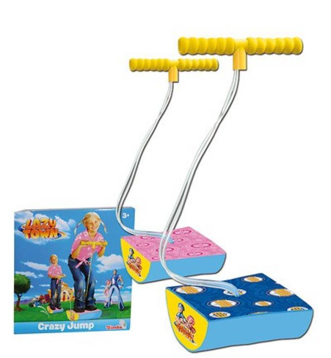 Juguetes para ni os y ni as de 4 a os saltador lazy town - Juguetes para ninos de 3 a 4 anos ...