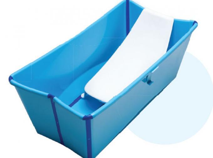 Qu se necesita para ba ar a un beb al agua patos - Banera flexi bath ...